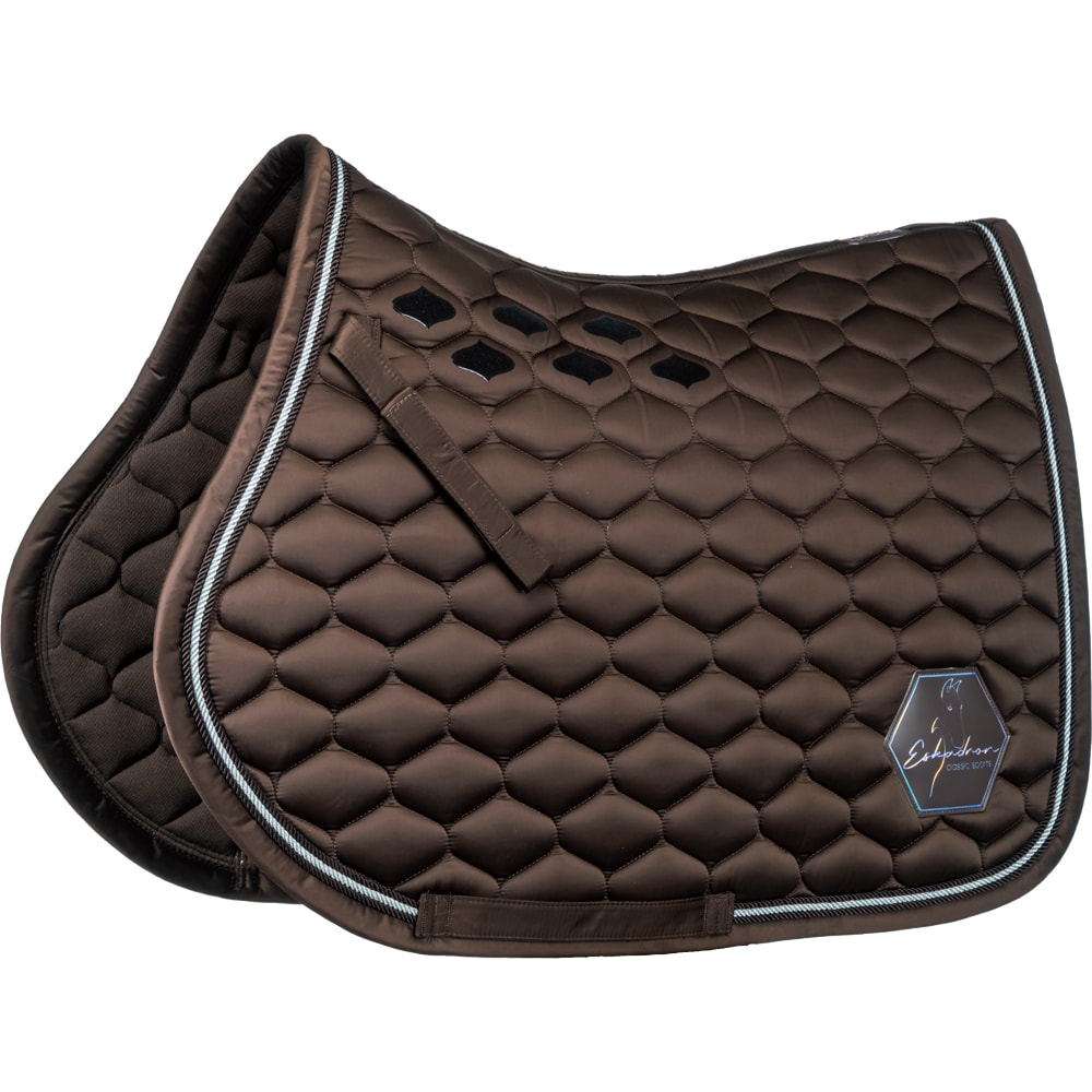 General purpose saddle blanket  Classic Glossy Eskadron