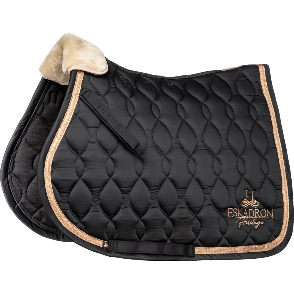 General purpose saddle blanket  Heritage Glossy Eskadron