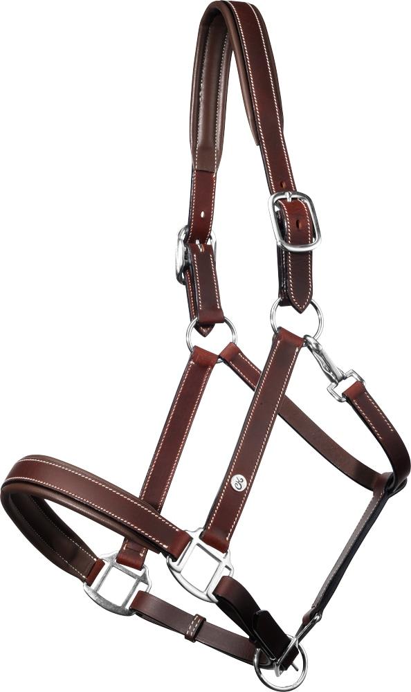 Leather halter  Sherston Claridge House®