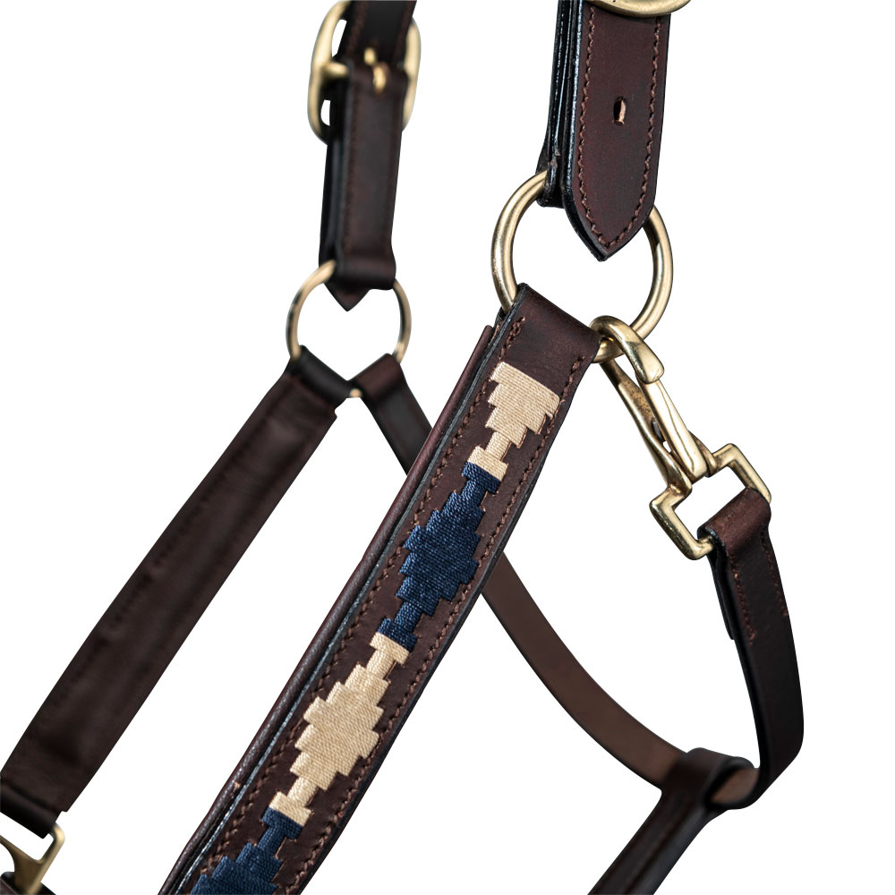 Leather halter  Criollo JH Collection®
