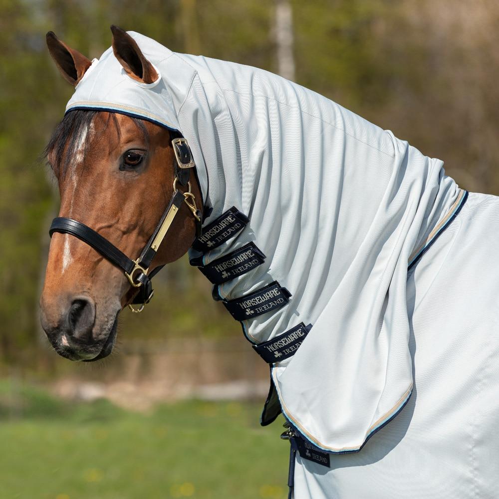 Eczema rug  Rambo Hoody Horseware®