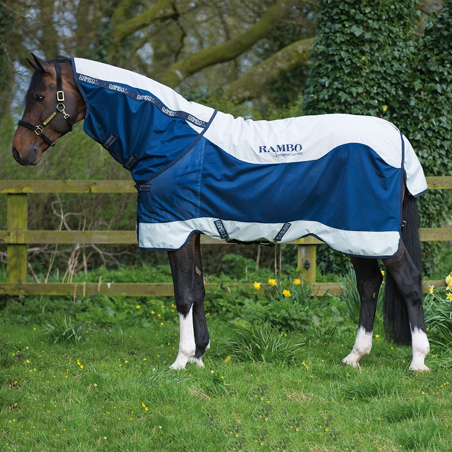 Rain/Fly rug  Rambo Summer Series Horseware®