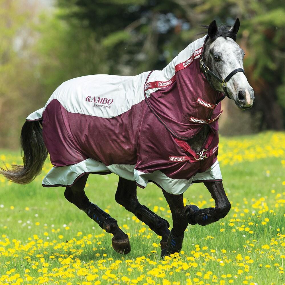 Rain/Fly rug  Rambo Summer Series Horseware®