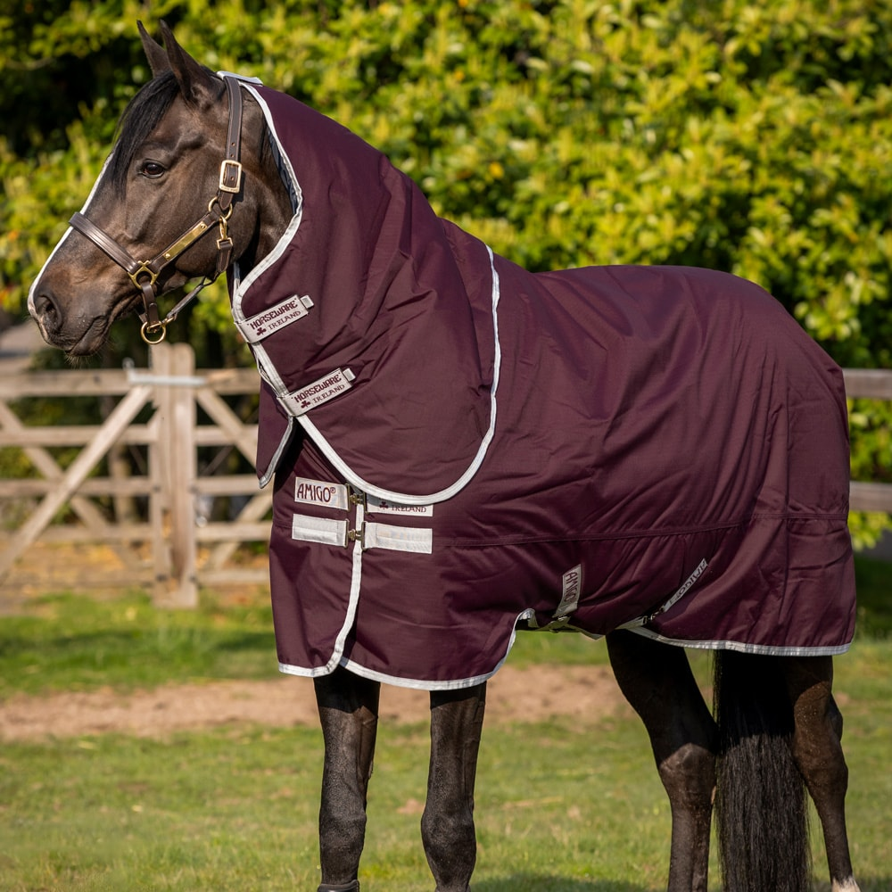 Turnout rug  Amigo Hero Ripstop Plus 200 Horseware®