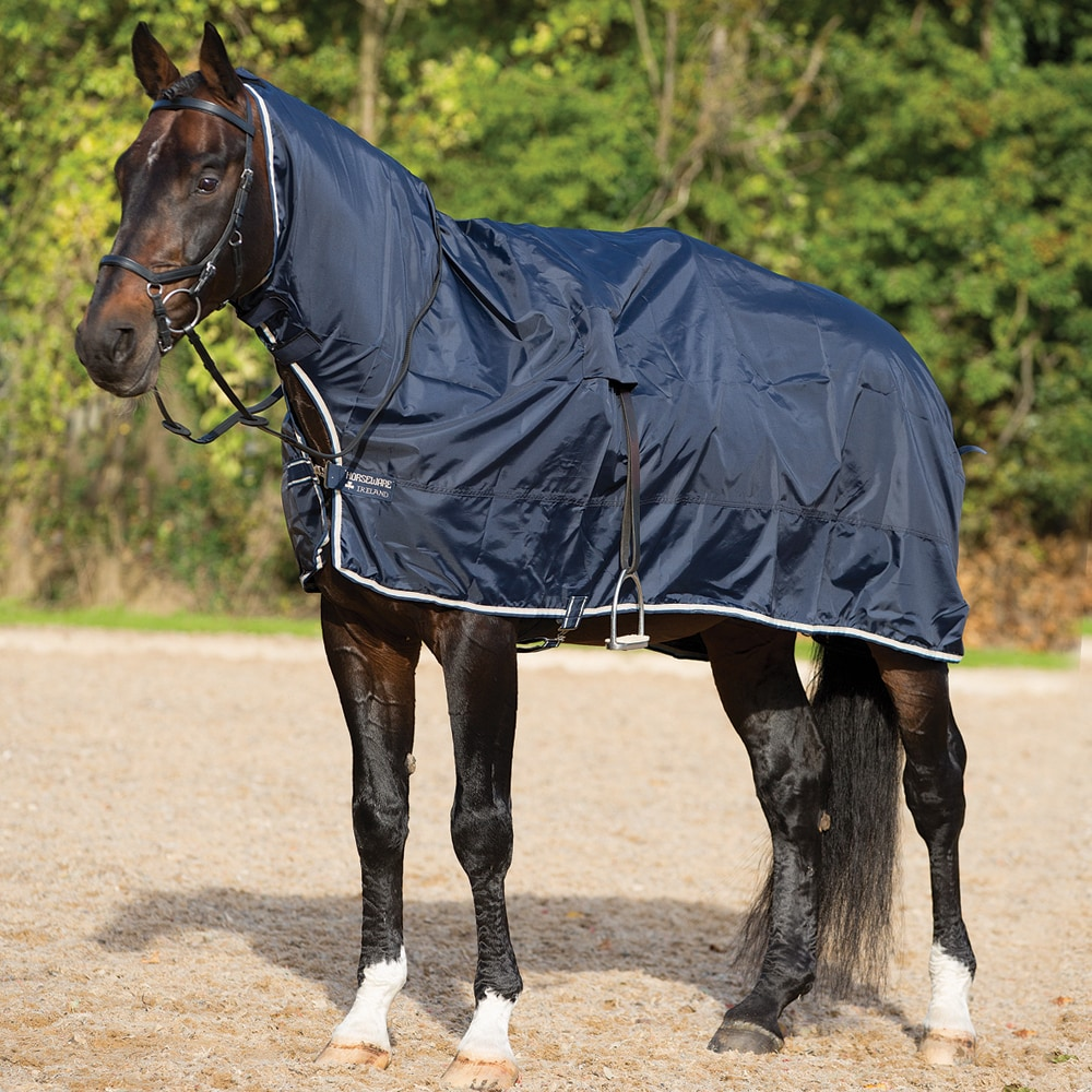 Riding rug  Rambo Mack-in-a-sack Horseware®