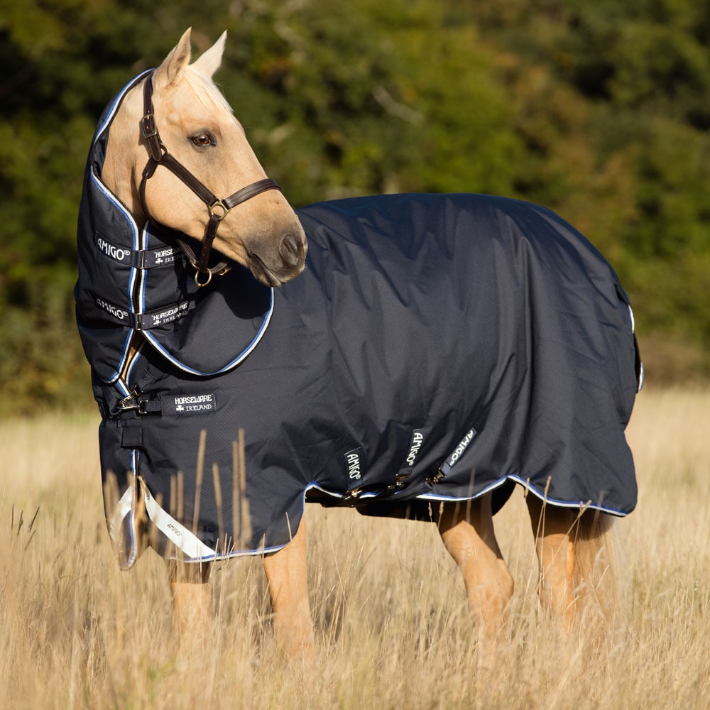 Rain rug  Amigo Bravo 12 Plus Turnout Lite Horseware®