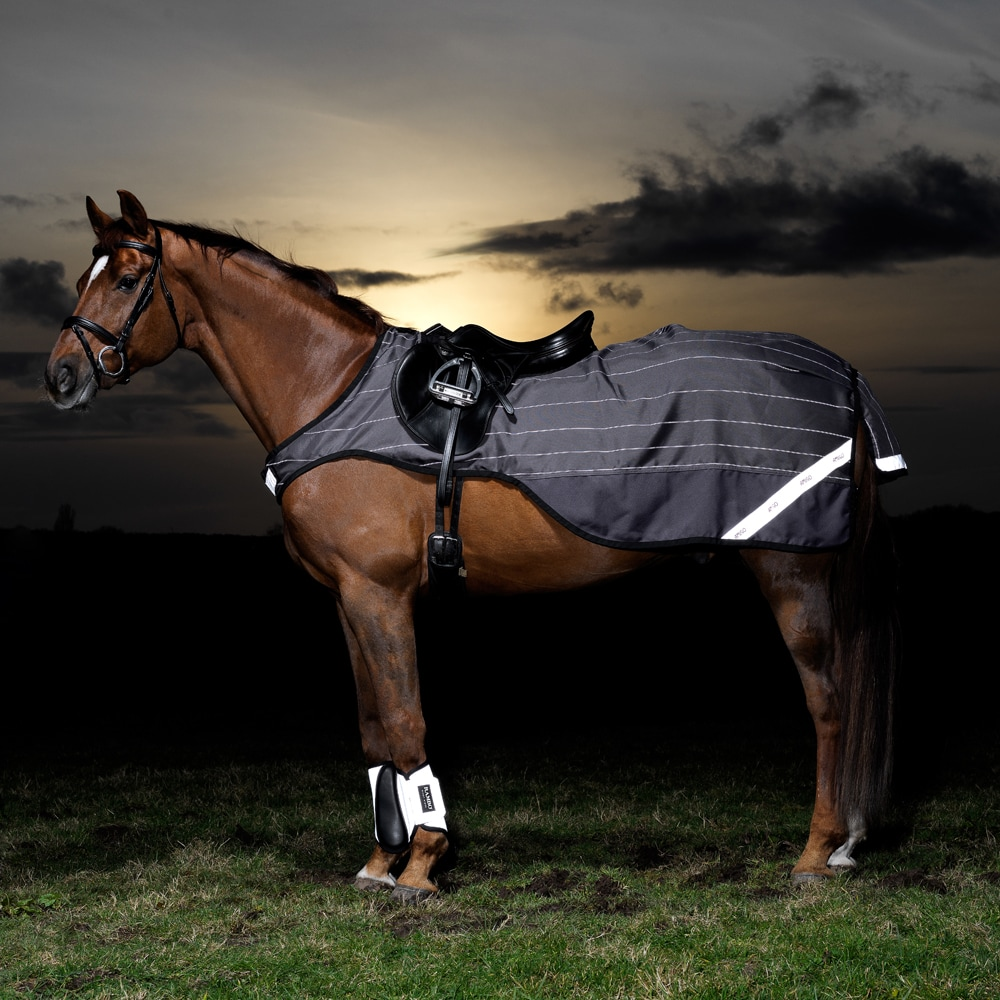 Riding rug Reflective Amigo Reflectech Competition Sheet Horseware®