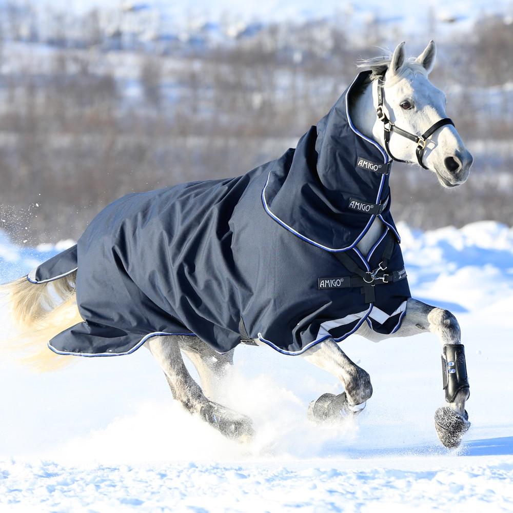 Winter rug  Amigo® Bravo Plus Heavy 400 Horseware®