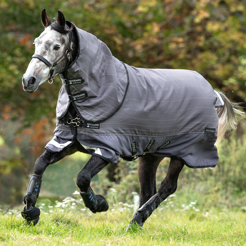 Turnout rug  Bravo Reflective Plus Lite 100 Horseware®