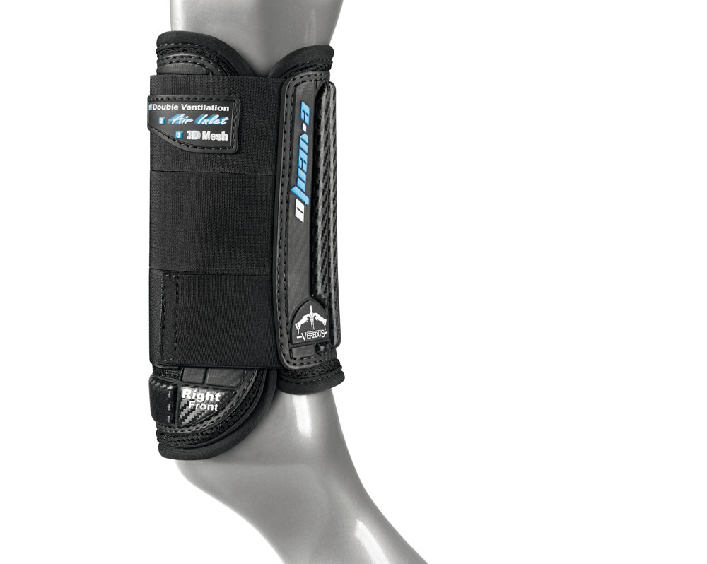 Cross country boots Front E-Vento Veredus