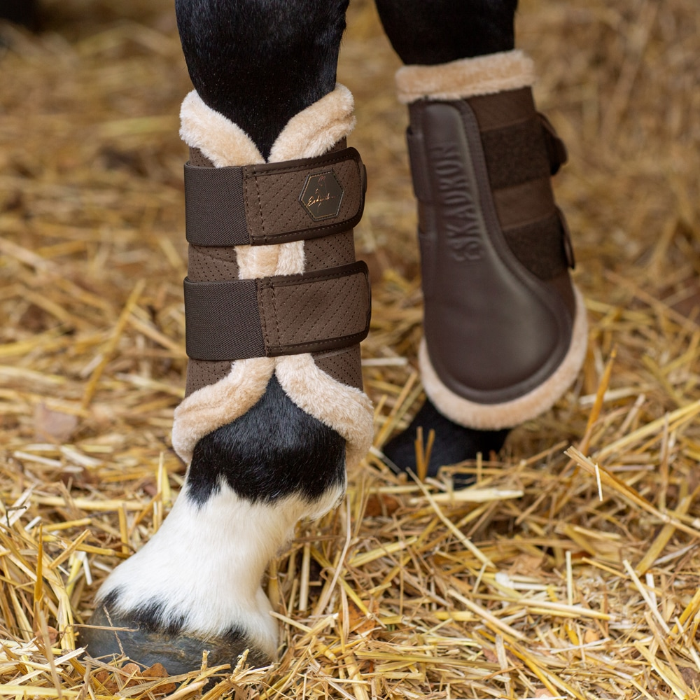 Brushing Boots  Classic Eskadron