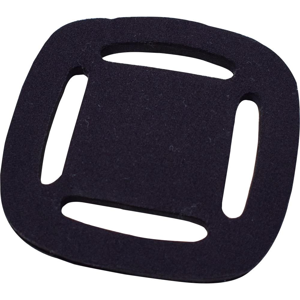 Cross surcingle pad