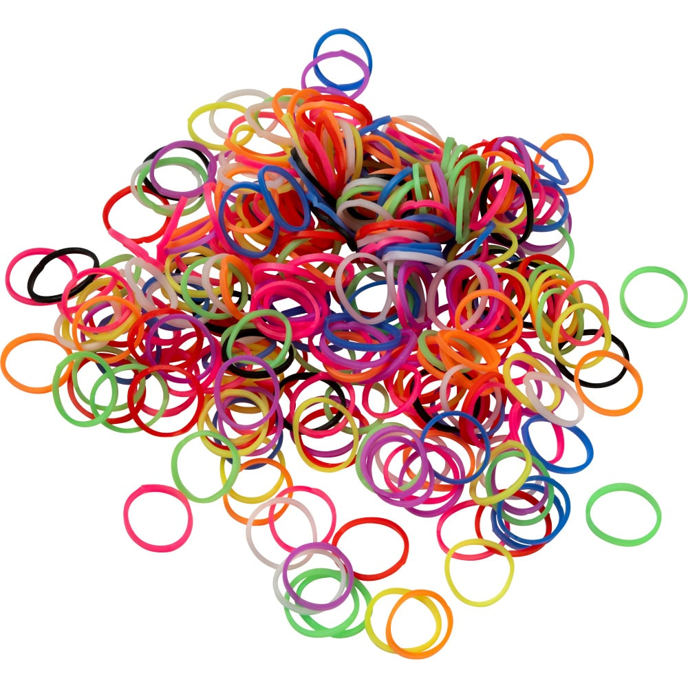Rubber bands  Braiders Fairfield®