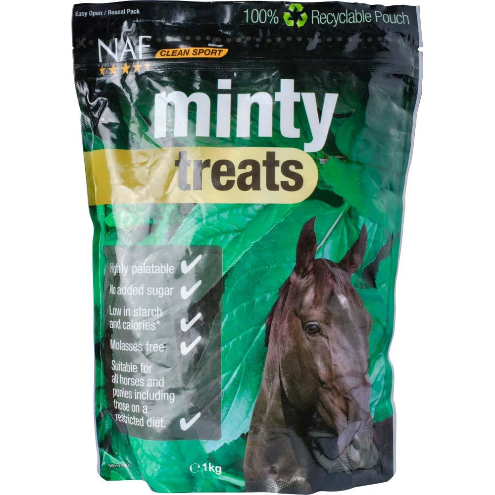 Horse treats  Minty NAF
