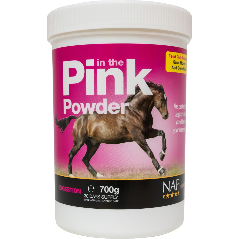 Supplements  In The Pink NAF