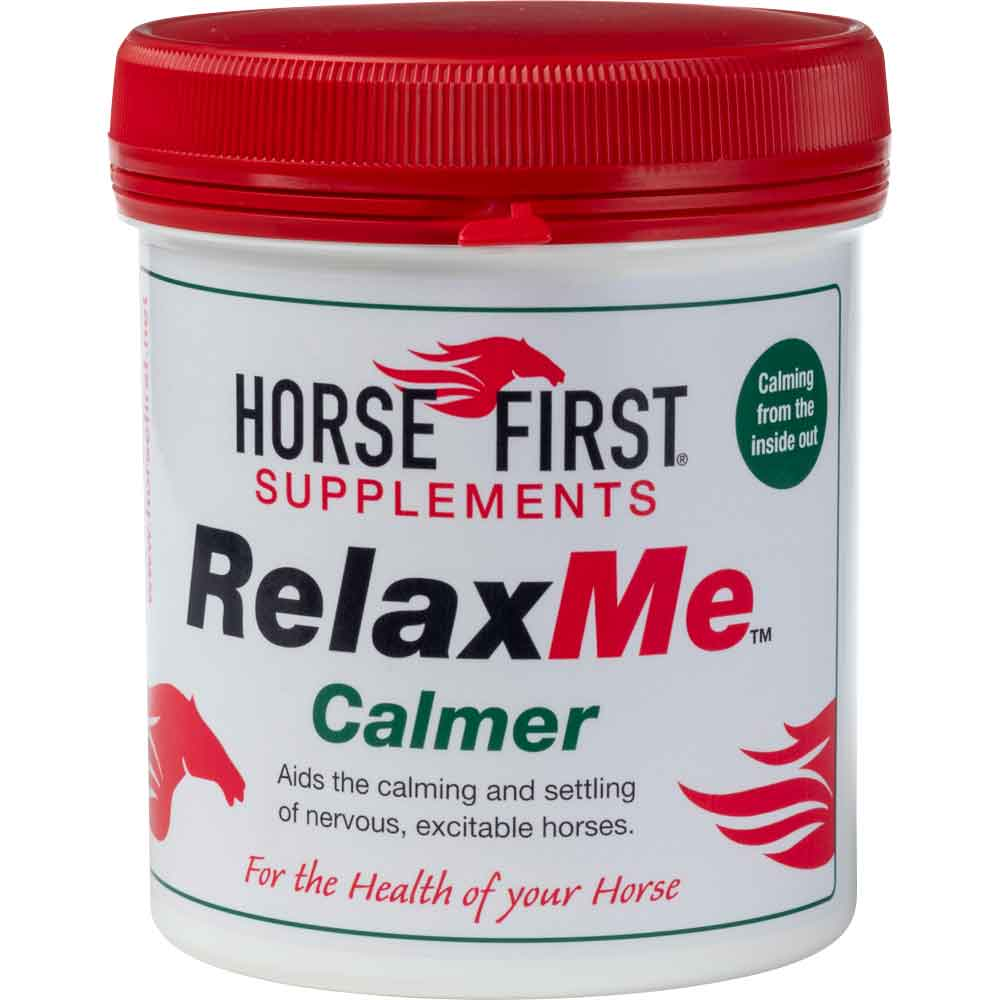 Supplements  Relax Me 750 g HORSE FIRST®