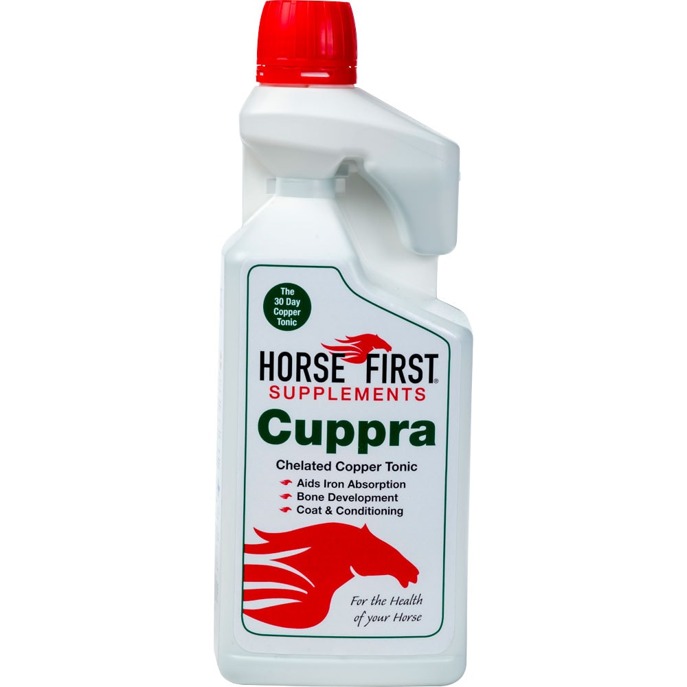 Cuppra HORSE FIRST®