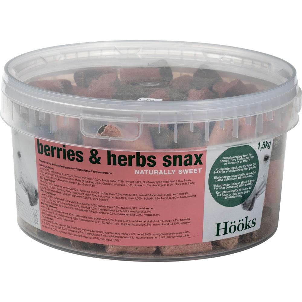 Horse treats  Snax Mix Hööks