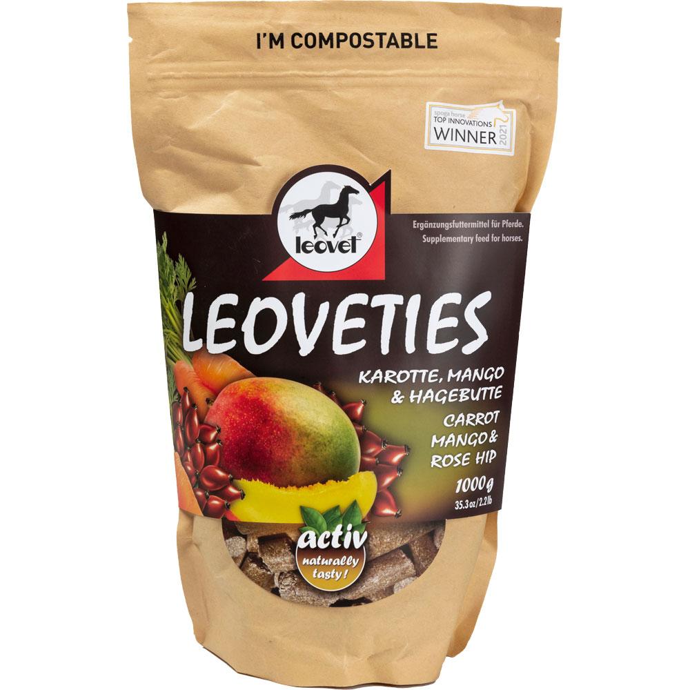 Horse treats  Leoveties Carrot, Mango&Rosehip leovet®