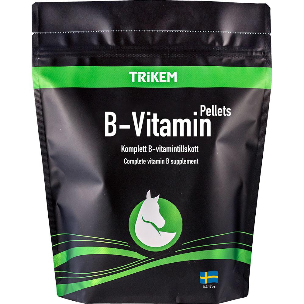 Vitamin B  Vimital B-vitamin pellets Trikem