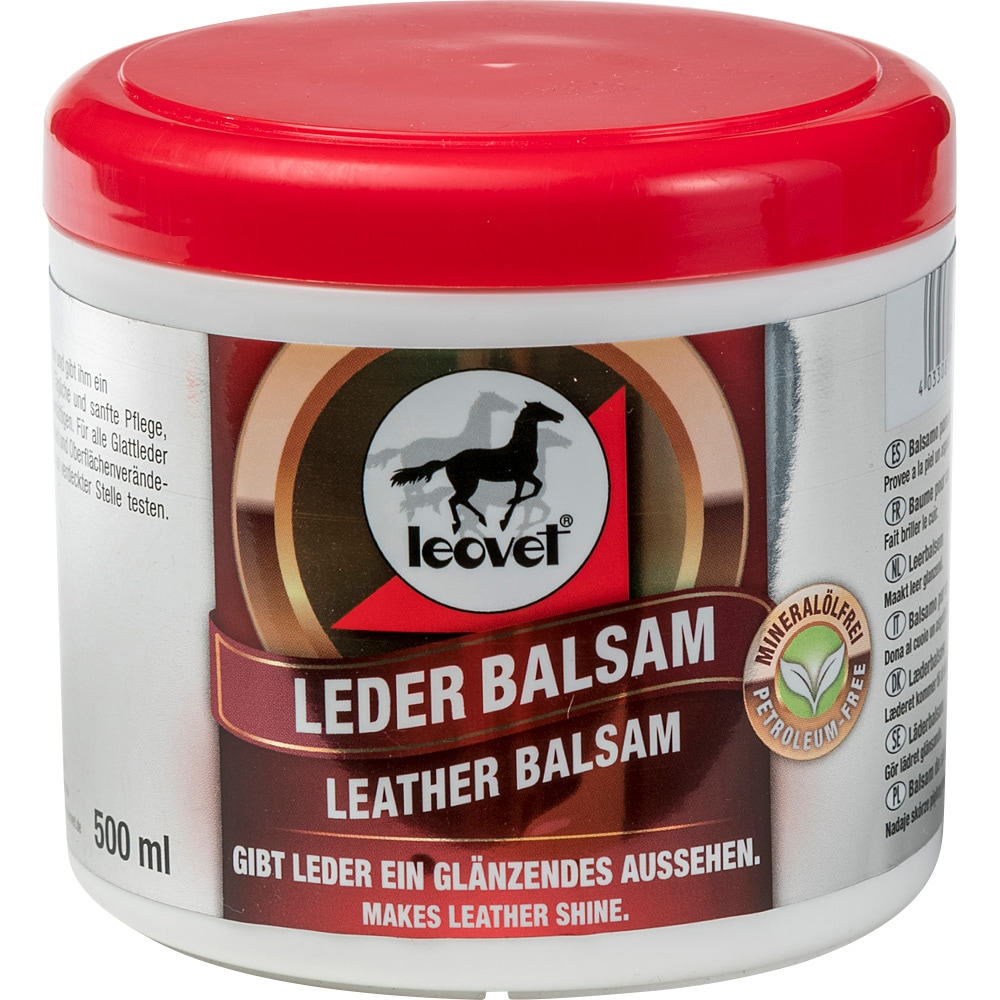 Leather conditioner  Lether Balsam leovet®