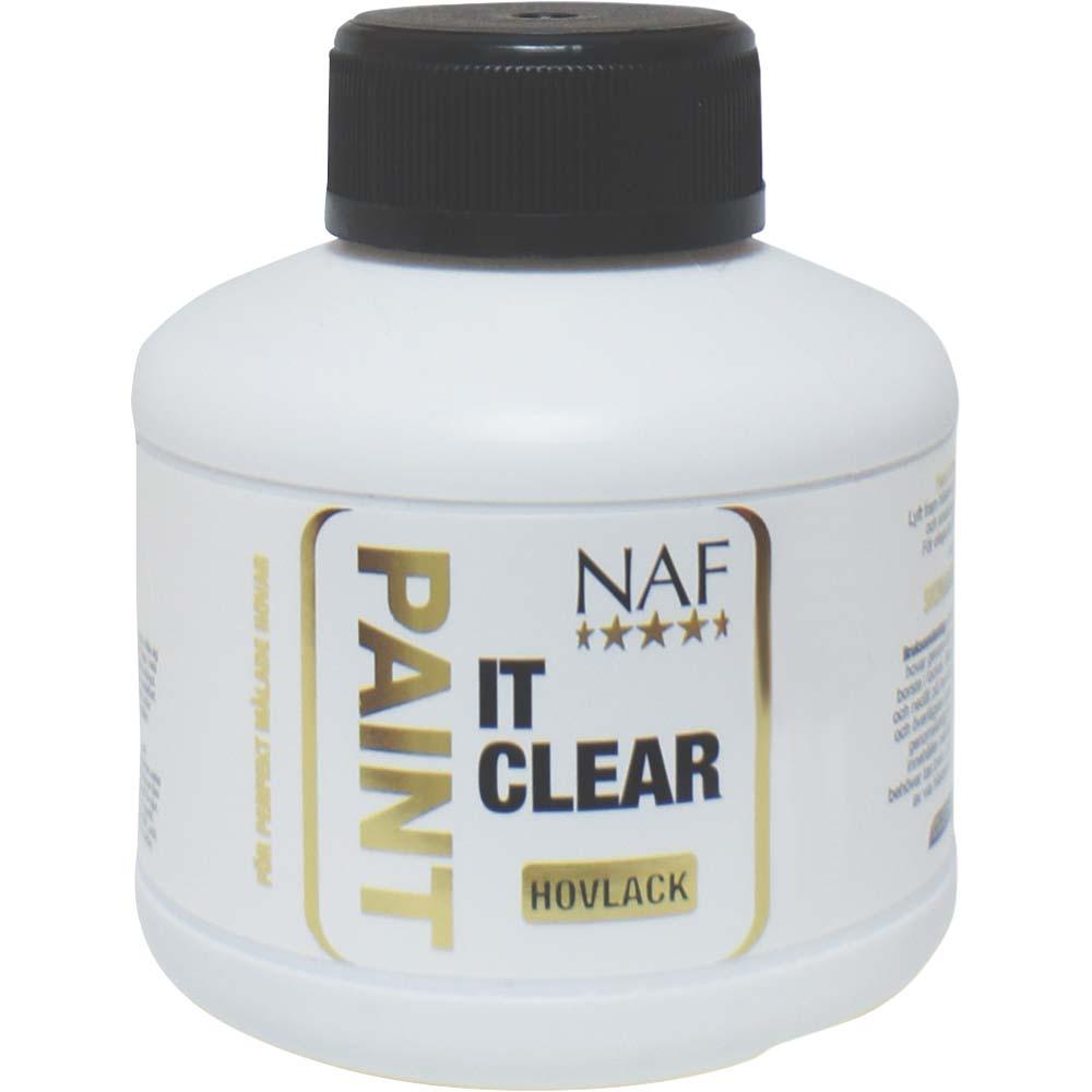 Hoof polish  Paint It Clear NAF