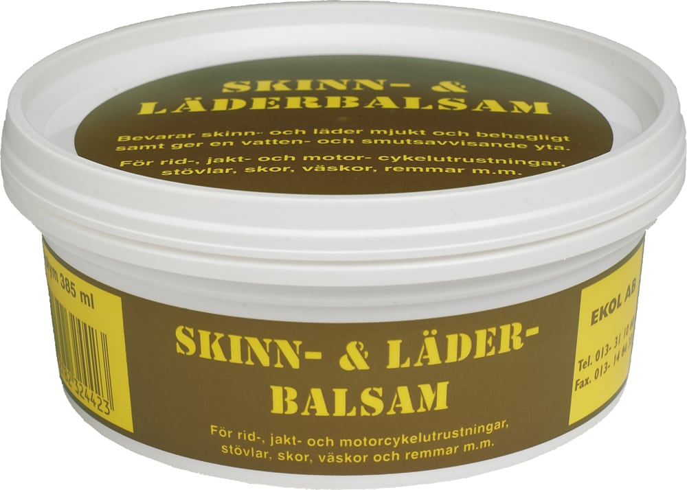 Leather balm   Ekol