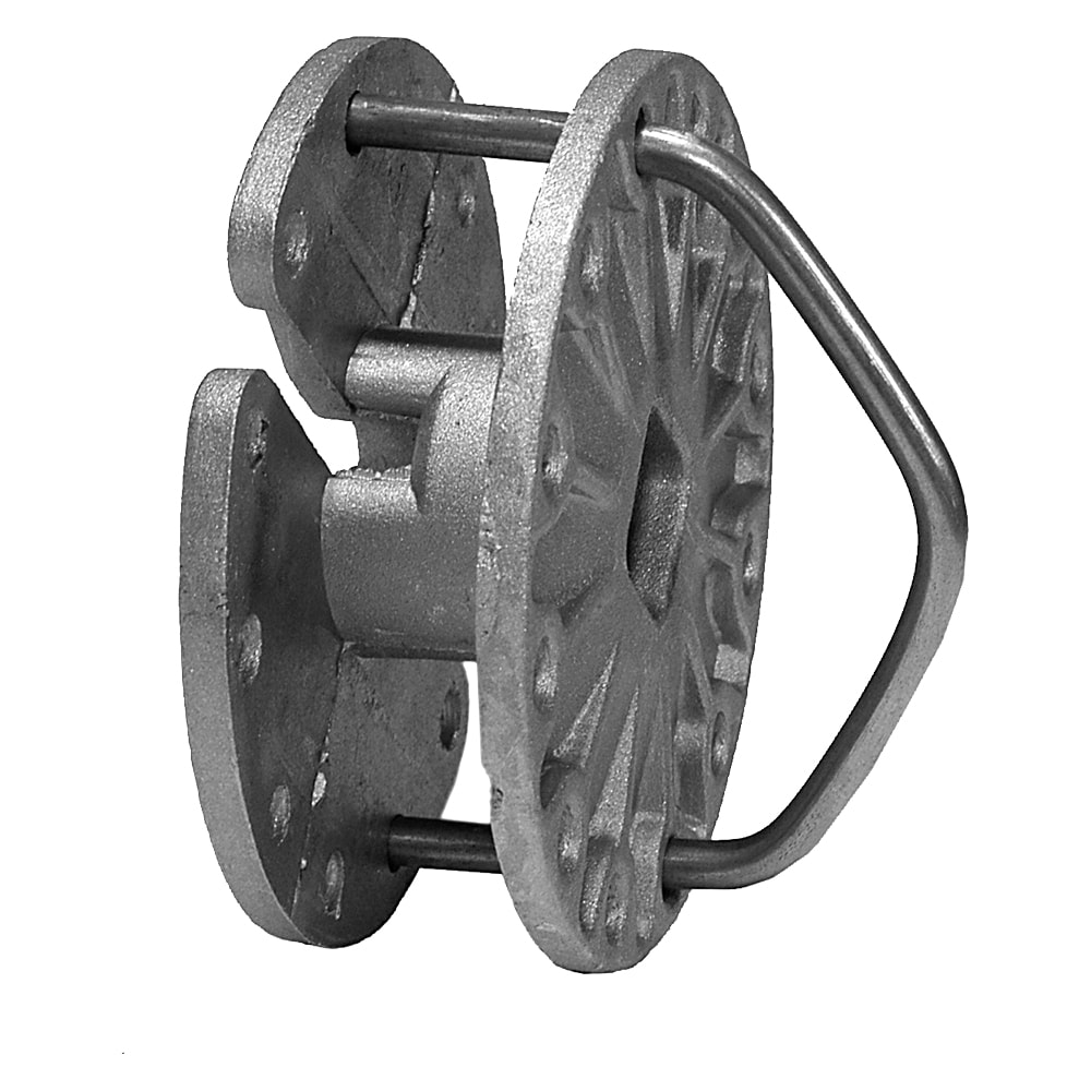 Fence wire tensioner   Swedguard