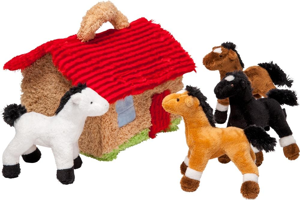 Toy Horse 4 Horses