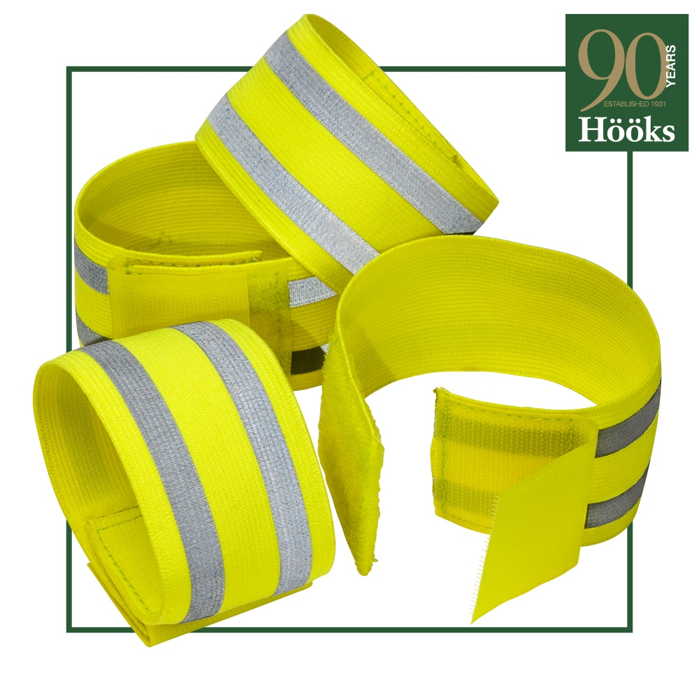 Reflective leg bands  Hi-Viz Fairfield®