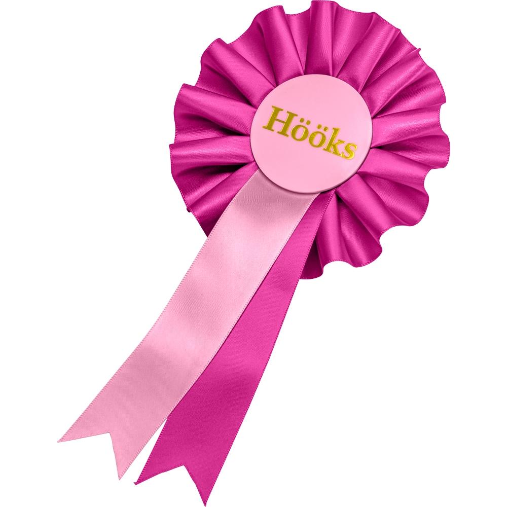 Prize rosette Hobby horse Grand Prix